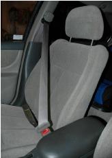 benefits of wearing a seatbelt